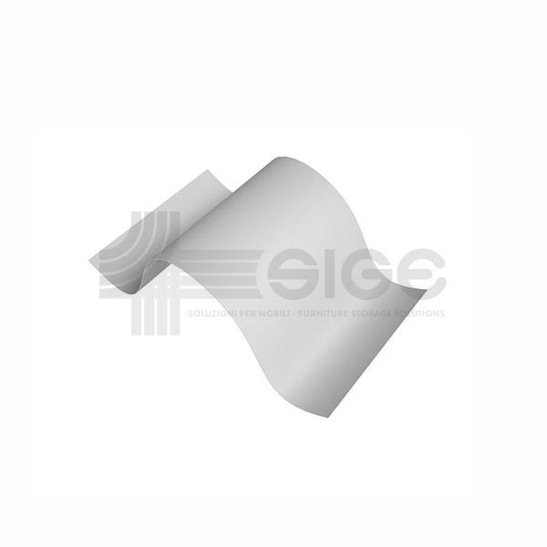 SIGE 056PRO tappetino antiscivolo mobile cucina bianco