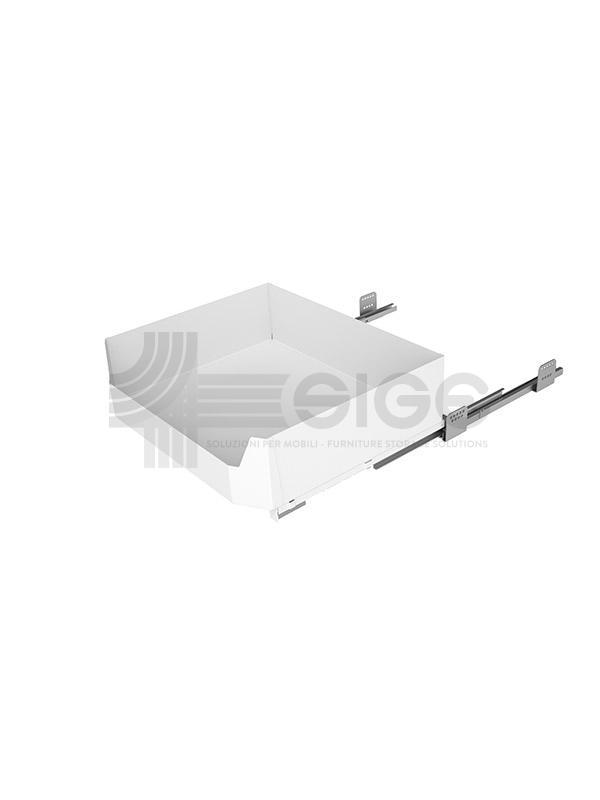 SIGE 119PRO cestello cucina 90x50 white
