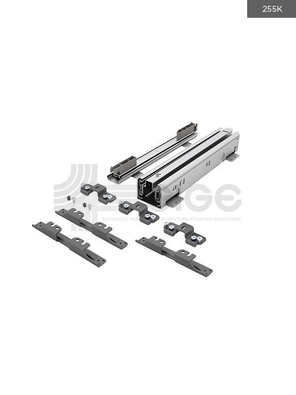 255K kit guide telaio colonna art255PRO 120kg