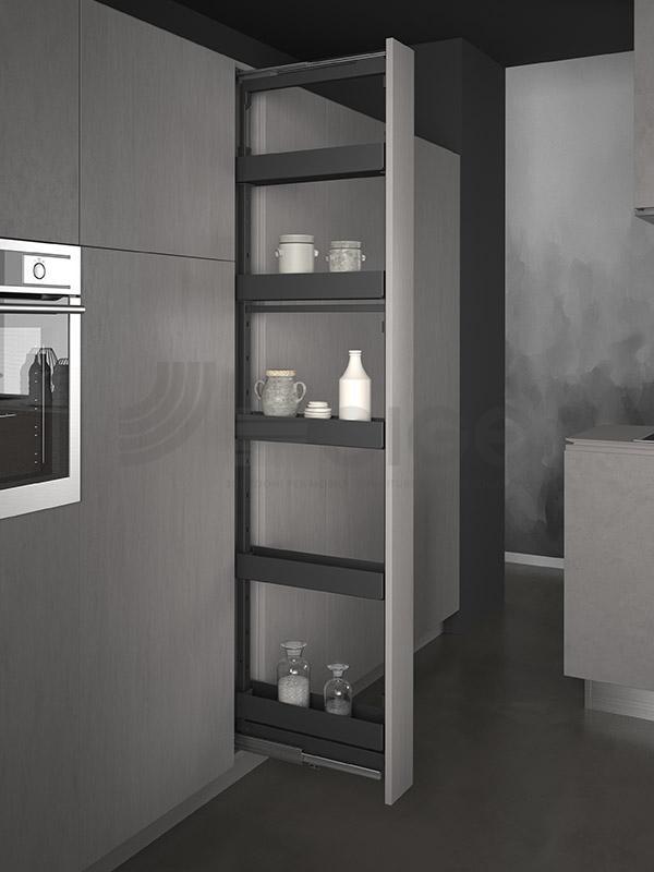 SIGE 258PRO colonna estraibile cucina