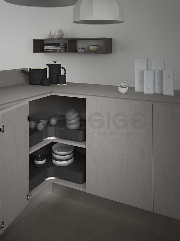 SIGE 363PRO angolo base girevole cucina