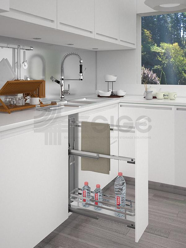 SIGE 002P+ cestello estraibile cucina