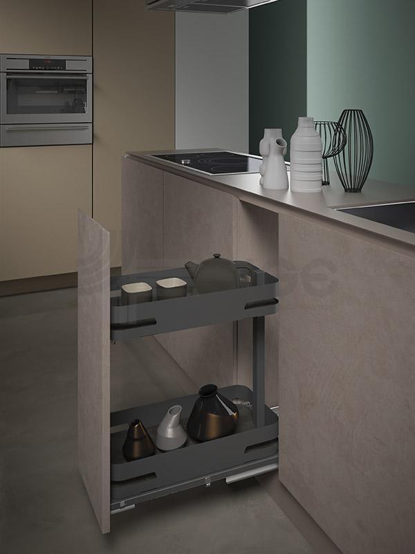 SIGE 004M cestello estraibile cucina