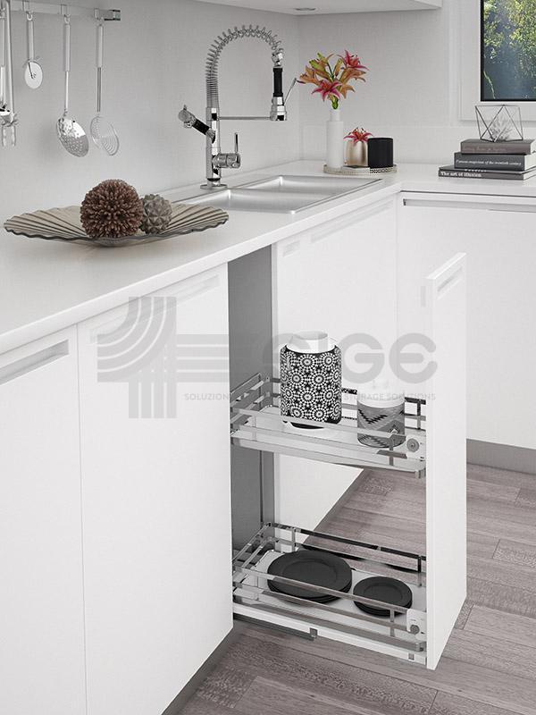 SIGE 004 + cestello accessorio cucina