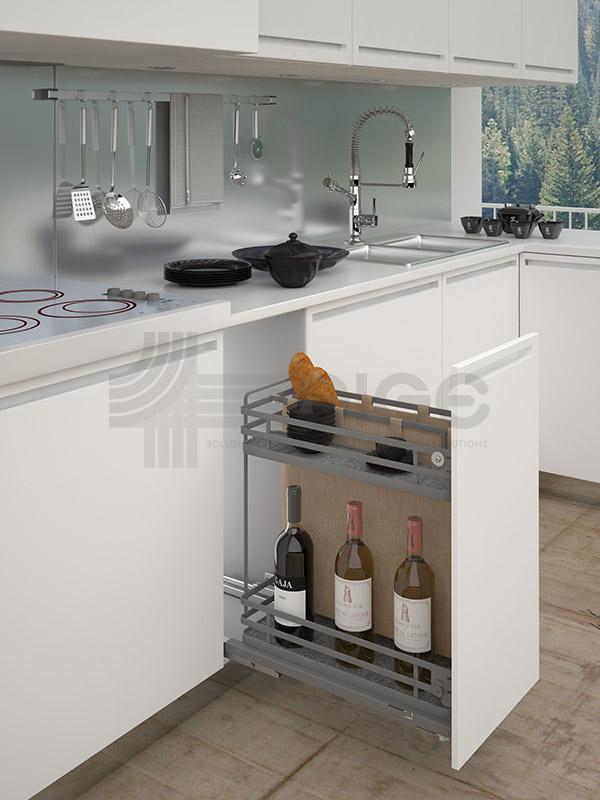 007+ cestello porta pane Sige accessorio cucina