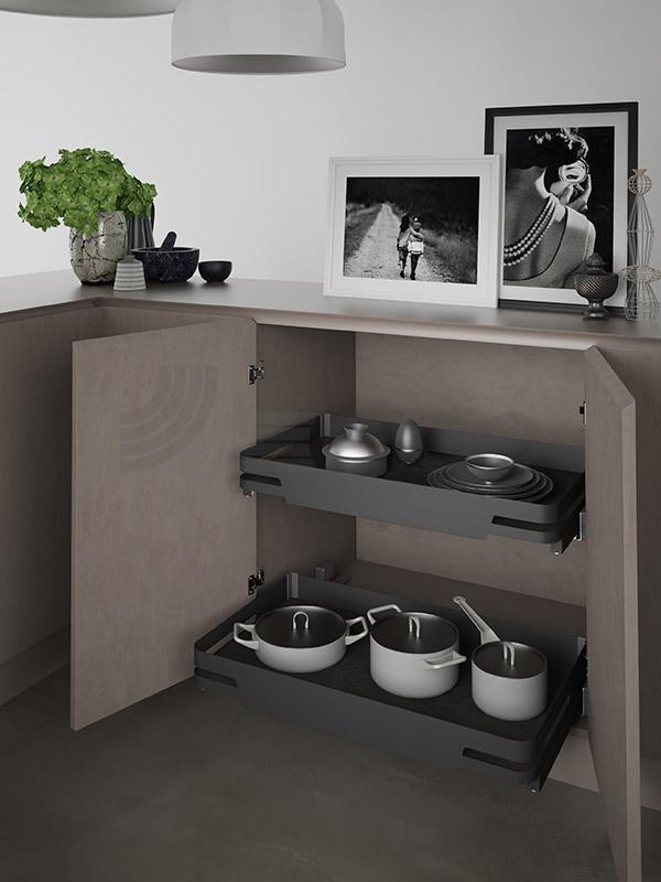 SIGE 119M cassetto estraibile cucina