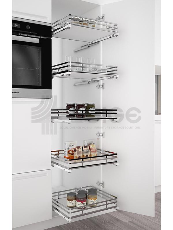 SIGE 119+ cestello accessorio estraibile cucina