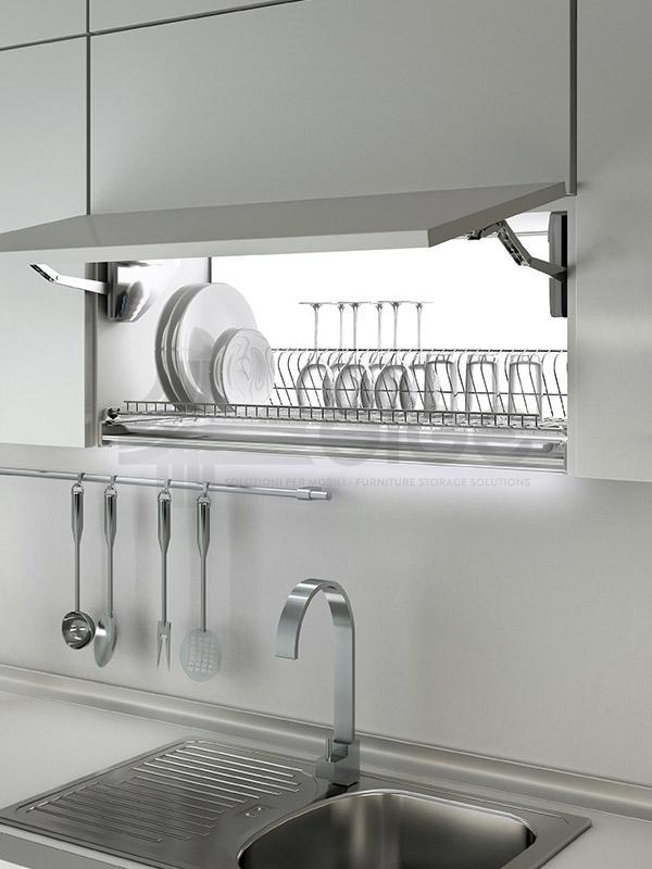 122Z griglia kit piatti bicchieri cucina