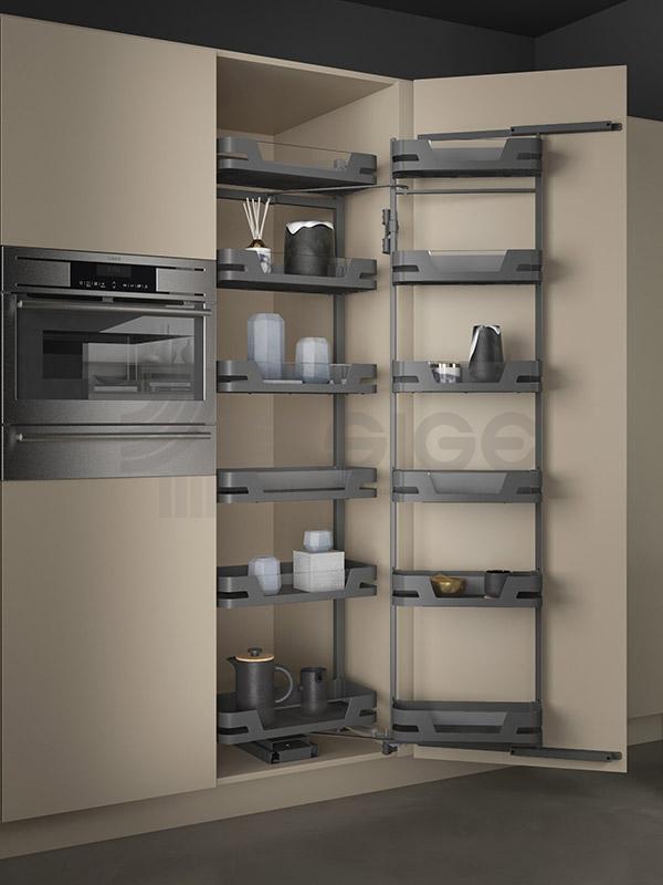 SIGE 230AME colonna-estraibile cucina