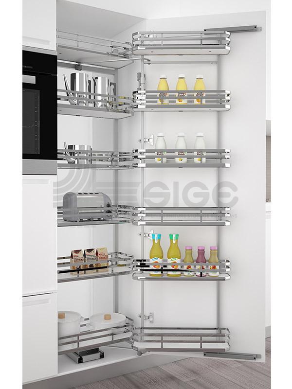 SIGE 230A+ colonna attrezzata estraibile cucina