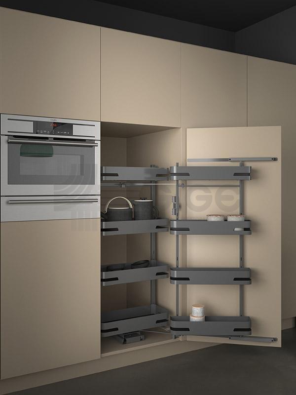 SIGE 230BM colonna estraibile cucina
