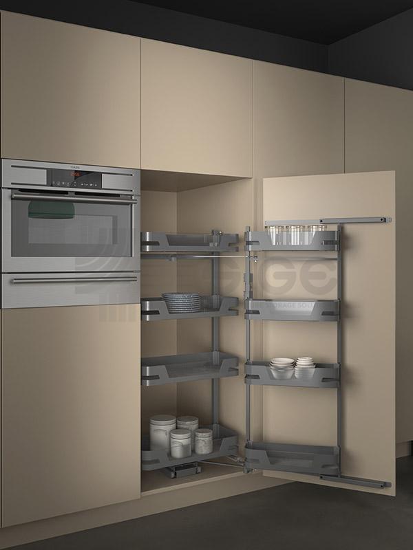 SIGE 230BME Materia cucina estrazione totale