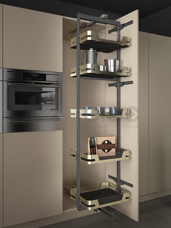 SIGE 265ME colonna attrezzata cucina