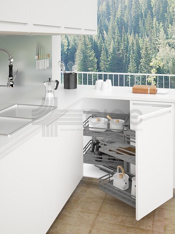 350+ Infinity Plus accessorio Sige angolo cucina
