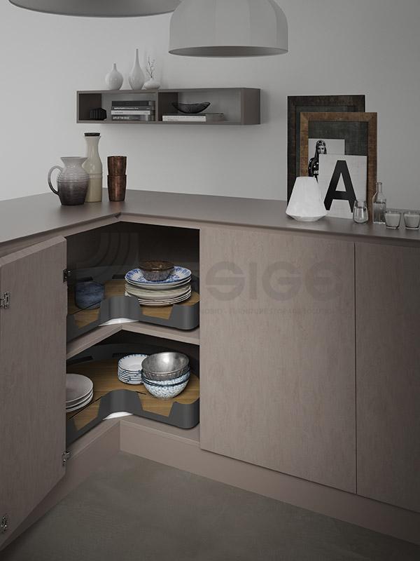 SIGE 363ME accessorio portapiatti cucina