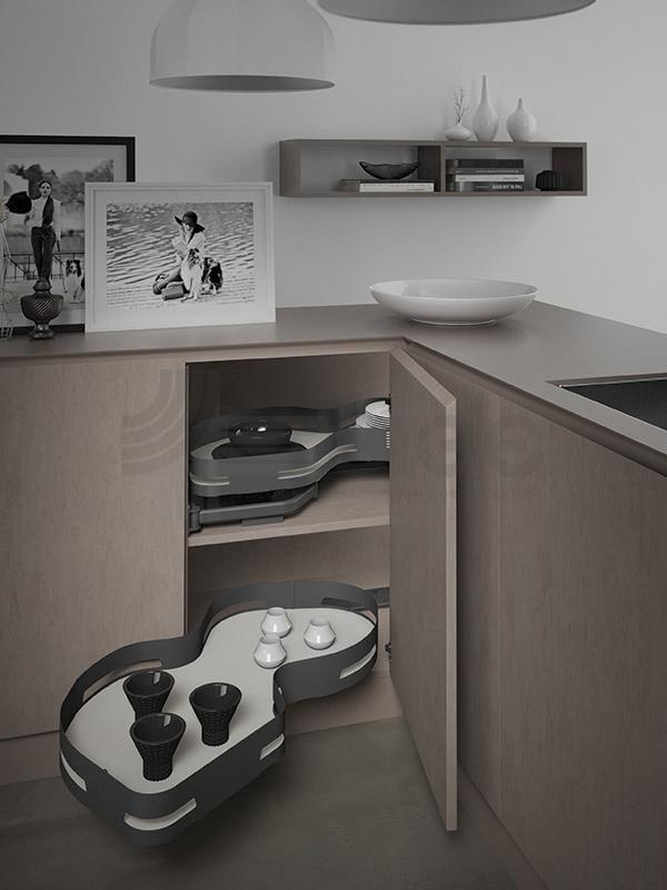 SIGE 371M angolo sinistro accessorio cucina