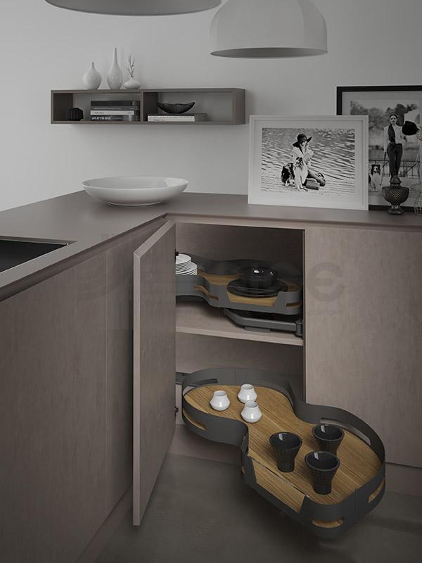 SIGE 371ME cucina dispensa
