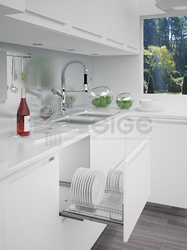 999G bae piatti bicchieri vaschetta cucina