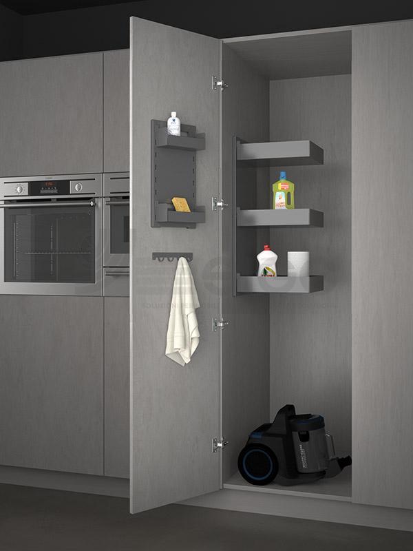 SIGE ART 610L + ART 615 allestimento cucina