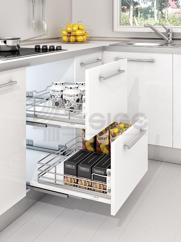 116i cassetto estraibile cucina