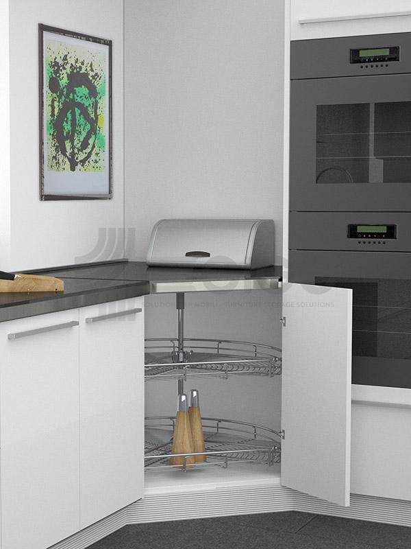 361G sistema girevole angolo cucina