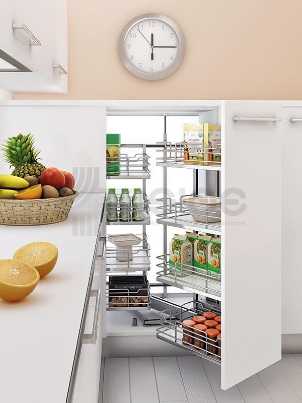 450i colonna angolo estraibile dispensa cucina