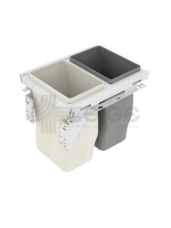 511U Laundry portabincheria doppio sacco