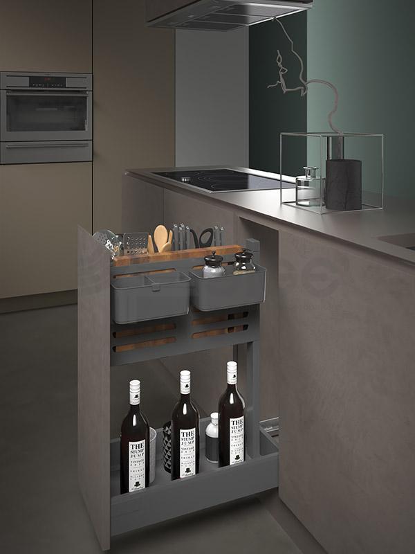 094C cucina accessorio mobile